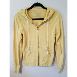 American Eagle light zip jacket